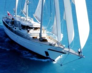 $72m super yacht Royal Huisman Athena