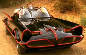 Batmobile - 1966 classsic for sale at auction