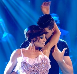 Louis and Flavia - sexy dance