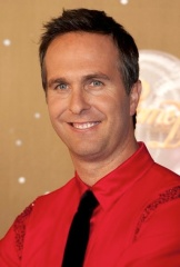 Michael Vaughan in Strictly Come Dancing - former England Cricket Captain