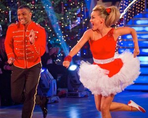 Strictly Christmas Special - Winners JB Gill and Ola Jordan