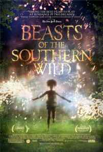 Beasts of the Southern Wild - movie poster - Oscar nominated 2013 - Benh Zeitlin - Hushpuppy