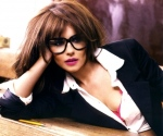 Cheryl Cole Hot Secretary Look in 2013 Calendar