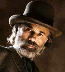 Christoph Waltz as Dr King Schultz in Django Unchained