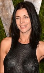 Liberty Ross wears see-through top showing nipple rings to 2013 Oscars