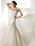 Classic Valentino Wedding dress