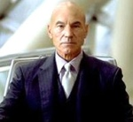 Patrick Stewart as Professor Xavier in X-Men