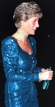 Princess Diana 10 Of Her Most Famous Dresses To Be Sold