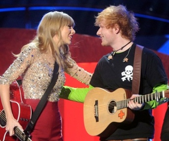 Taylor Swift and Ed Sheeran - dating or not?