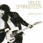 Bruce Springsteen - Born To Run album cover