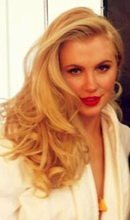 Ireland Baldwin photo shoot channels mother Kim Basinger