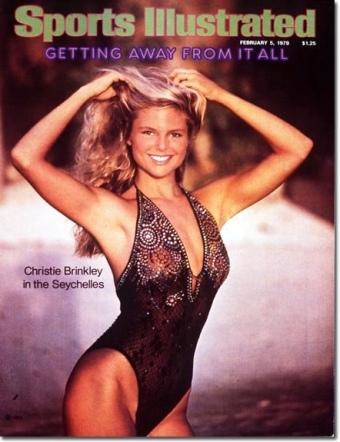 Christie Brinkley age 25