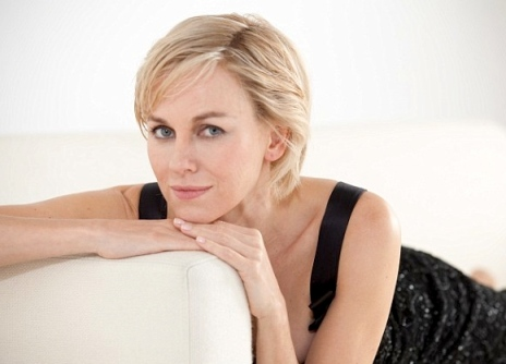 Naomi Watts as Princess Diana in Vanity Fair photo from new biopic movie
