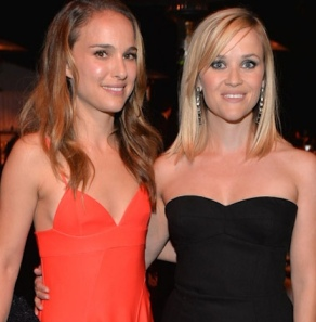 Natalie Portman and Reese Witherspoon at LA Dance Project charity event