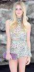 Diana Vickers looking hot in little crop top and shorts at Lone Ranger premiere