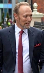 Lars Mikkelsen as Charles Augustus Magnussen in Sherlock