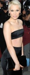 Jessie J bares midriff at GQ Awards