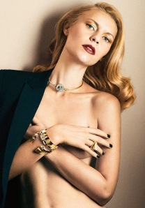 Claire Danes topless in new photos