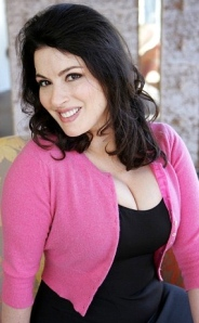 Nigella Lawson - showing huge cleavage