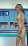 Rachel Riley shows off hot body on Countdown