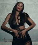 Jourdan Dunn shows her boobs in little top in new Beyonce video