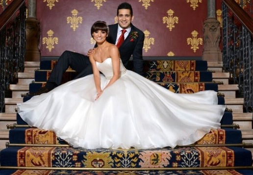 Strictly Come Dancing star Flavia Cacace marries Jimi Mistry.