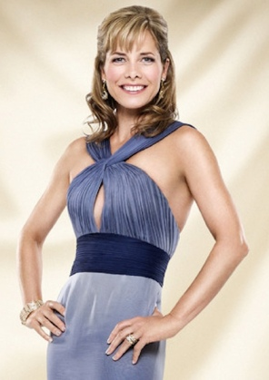 Strictly judge Darcey Bussell looking slim and sexy