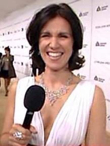 Susanna Reid at 2012 Oscars