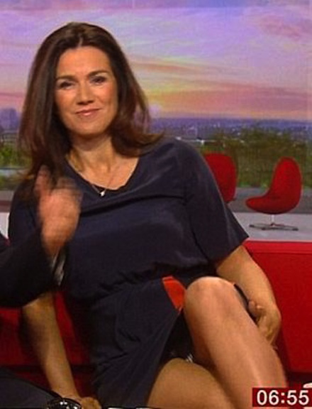 Tits bbc news reader