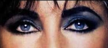 Elizabeth Taylor - most beautiful violet eyes