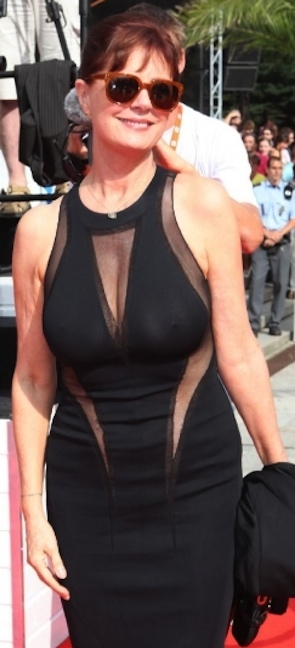 Susan sarandon nipples