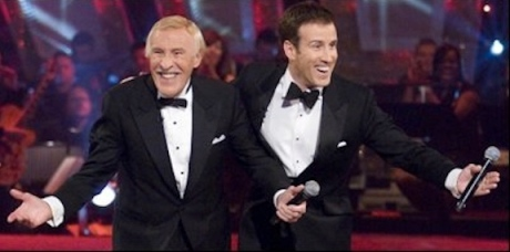Bruce Forsyth and Anton Du Beke - Me and My Shadow