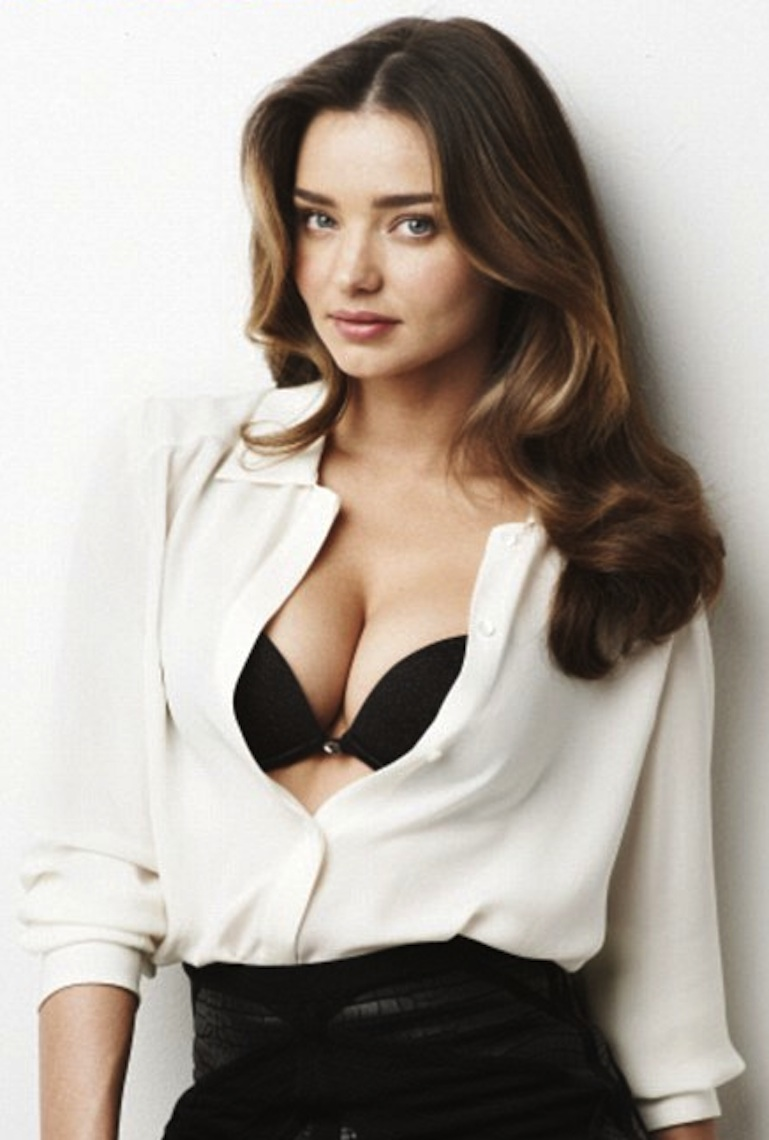 Open Blouse Pics Cleavage 37