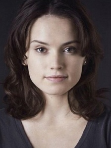 Daisy Ridley - new Star Wars Episode VII cast member
