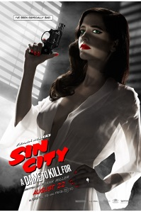 Eva Green shows her nipples in banned poster for Sin City A Dame to Kill For