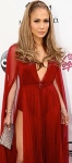 Jennifer Lopez shows boobs and legs in Donna Karen outfit at 2014 Billboard Awards