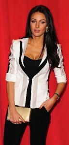Michelle Keegan Sexiest Female Winner