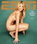 Daniela Hantuchova - female tennis player naked photo on magazine cover
