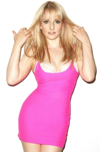 Melissa Rauch - Bernadette Big Bang Theory - big boobs and curves in Esquire photo