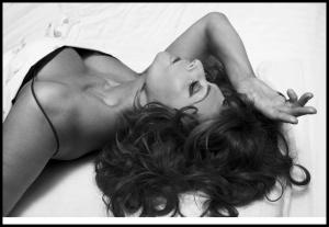 Sophia Loren in 2007 Pirelli Calendar aged 71