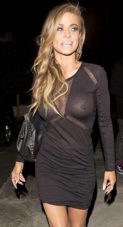 Katie Price Nipples