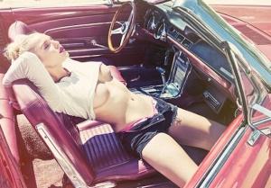 Helen Flanagan shows boobs in sexy smokin hot FHM photos