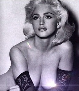 Madonna naked in photo posted to celebrate her 56th birthday
